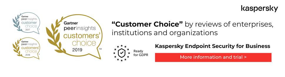 Kaspersky for Bussiness