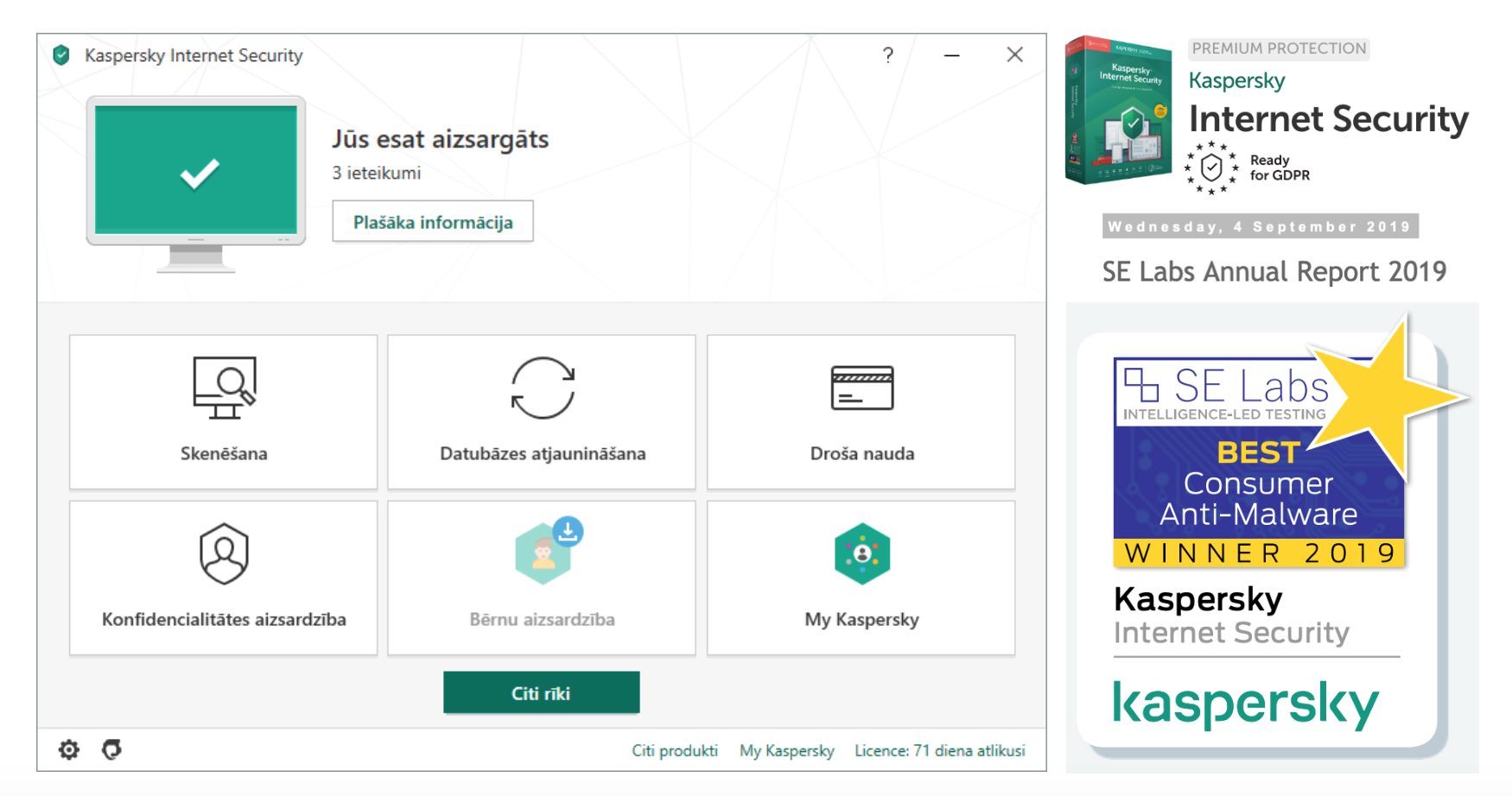 Kaspersky-Internet-Security-best-consumer-anti-malware-2019